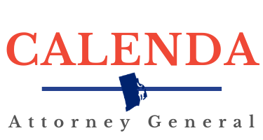 "Charles ""Chas"" Calenda for Rhode Island Attorney General"